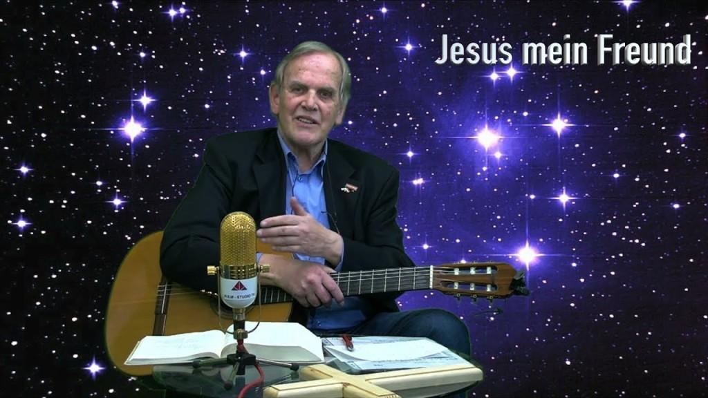 Jesus mein Freund