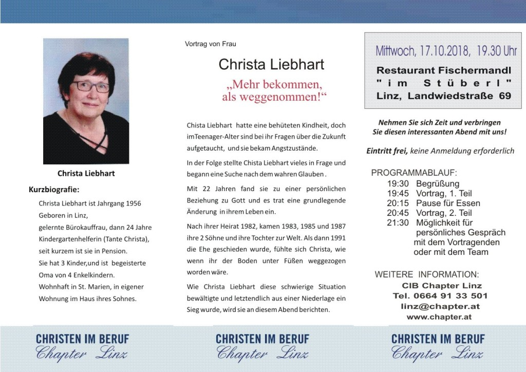 2018 10 Christa Liebhart Linz 02