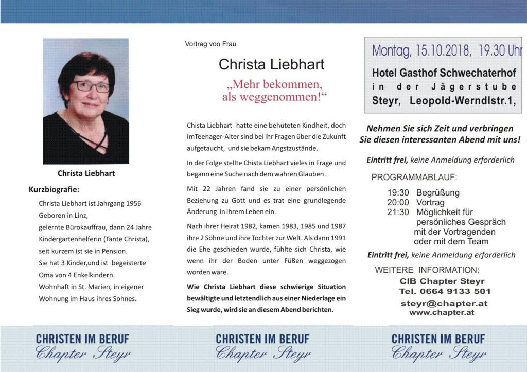 2018 10 Christa Liebhart Steyr 01