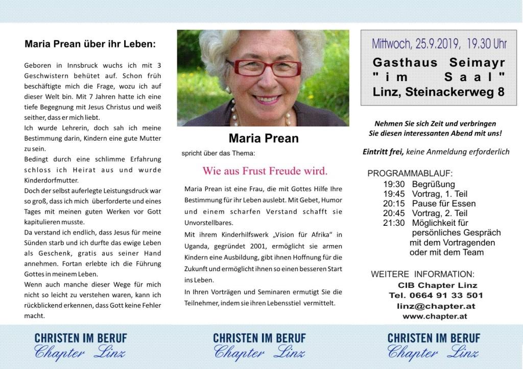 2019 09 Maria Prean Linz 02