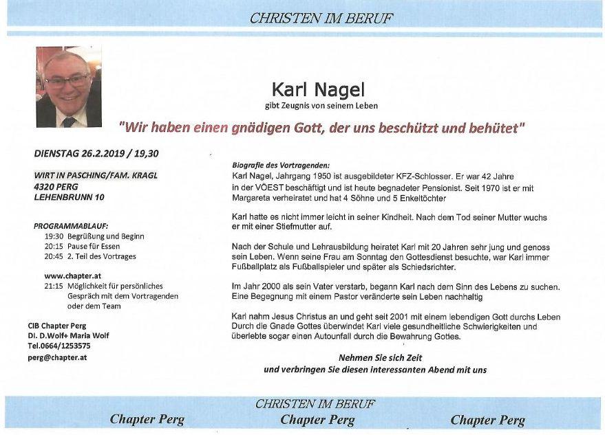Karl Nagl